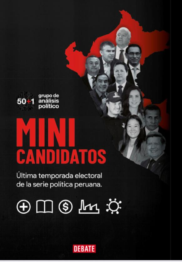 Minicandidatos / 50+1